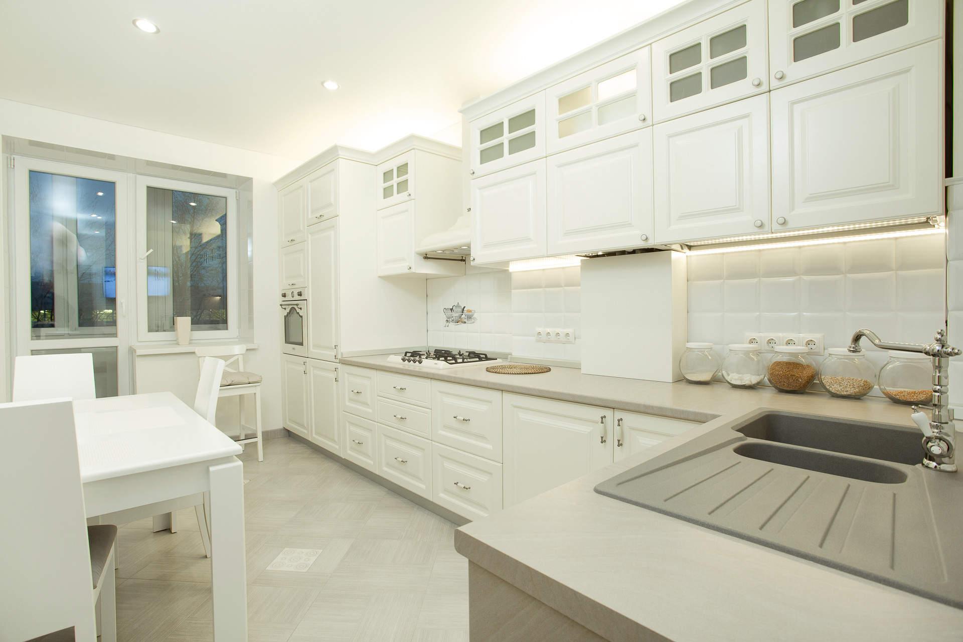 Кухонные гарнитуры 1